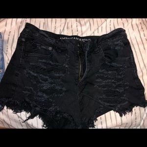 Vintage Hi Rise Festival Super Stretch Shorts